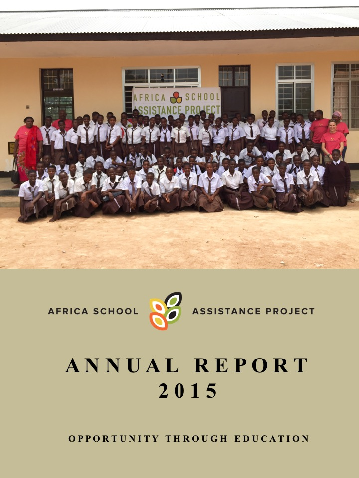 Click to read our most recent Annual Report!