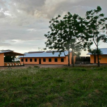 The beautiful Nathan Yip Dormitory for Girls, Idetemya Tanzania.