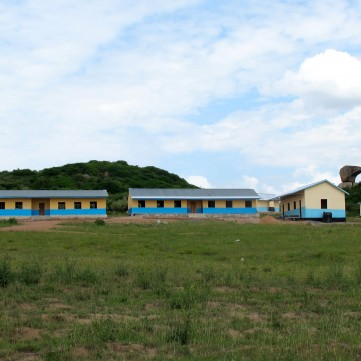 Chole Primary School, built in 2014, Misungwi Tanzania.